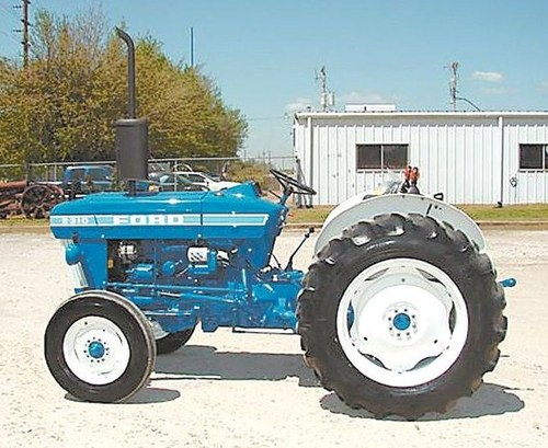 Walts Tractor Parts : Ford tractor loader backhoe tlb service manual