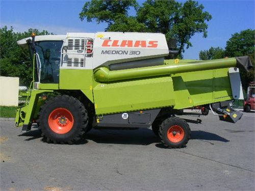 Pay for Claas Medion 310 320 330 340 Workshop Service Repair Manual # 1 Download