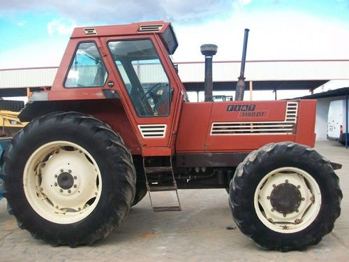 Manual Service tractor fiat 411