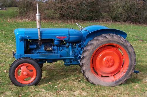 fordson major power major tractor workshop service repair manua