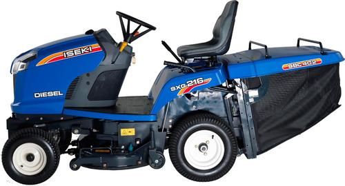 iseki sxg216 diesel riding mower operation maintenance. Black Bedroom Furniture Sets. Home Design Ideas