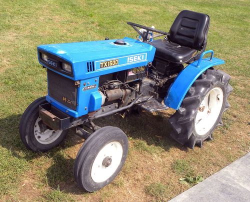 iseki tx1000 tx1300 tx1500 tractor tx series operation maintenance rh tradebit com Iseki Engine Parts Iseki Tractor Parts Catalog