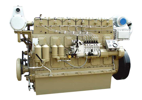 Pay for Weichai R6160 Series Diesel Engine Operation Maintenance Service Manual