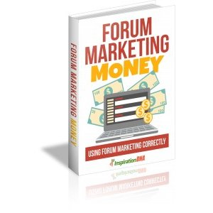 Pay for Forum Marketing Money