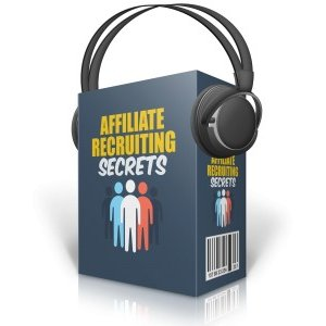 Pay for Affiliate Recruiting Secrets