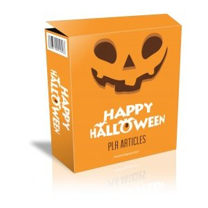 Pay for Happy Halloween PLR Articles