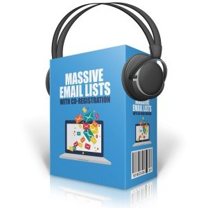 Pay for Massive eMail Lists with Co Registration