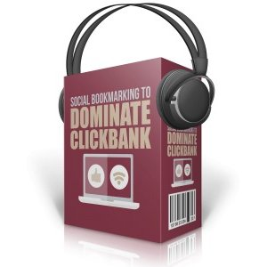 Pay for Social Bookmarking to Dominate ClickBank