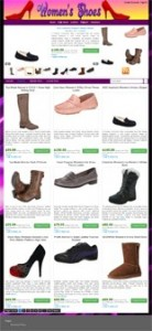 Pay for Womens Shoes Blog