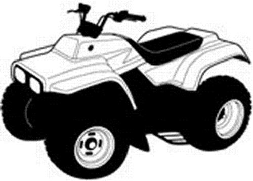 2005 Yamaha Kodiak 450 Service Manual Download