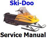 Thumbnail SKI DOO 1985 -1989 SNOWMOBILE Service Repair Manual IMPROVED