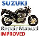Thumbnail SUZUKI GSF400 1991 - 1997 REPAIR MANUAL [MPROVED]