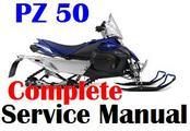 Thumbnail YAMAHA PZ50 PHAZER VENTURE 2007-2008 Service Repair Manual