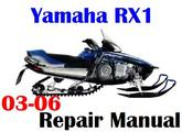 Thumbnail YAMAHA Yamaha RX10 2003 2004 2005 2006  Service Repair Manual [FULL]