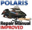 Thumbnail POLARIS Snowmobile 1996 1997 1998 SERVICE REPAIR MANUAL [IMPROVED]