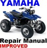 Thumbnail YAMAHA YFM 350 WARRIOR 1987-2004  FACTORY REPAIR MANUAL [ IMPROVED ]