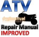 Thumbnail Polaris 2009 Ranger RZR 170 ATV Repair Manual [bessere]