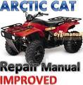 Thumbnail ARCTIC CAT ATV 2000  ALL  Models REPAIR MANUAL [IMPROVED]