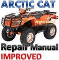 Thumbnail ARCTIC CAT ATV 2008 366 REPAIR MANUAL [IMPROVED]