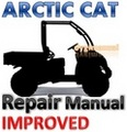 Thumbnail ARCTIC CAT ATV 2010 Prowler XT / XTX / XTZ Service Repair Manual [IMPROVED]