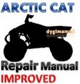 Thumbnail Arctic Cat ATV 2009  250 Utility / DVX 300 Service Repair Manual [IMPROVED]