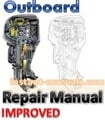 Thumbnail Johnson Evinrude 1956-1970 1,5-40hp Outboard Repair Manual [Improved]