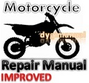 Thumbnail Yamaha YZ250F 2010 Service Manual [IMPROVED]