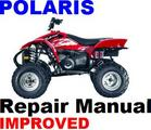 Thumbnail POLARIS ATV 2003 TRAILBLAZER 250 / 400 REPAIR MANUAL +IMPROVED+ instant download