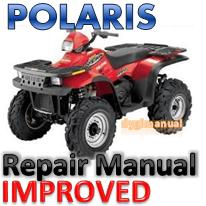 Thumbnail POLARIS ATV 1996-2003 SPORTSMAN 500 Service Repair Manual +
