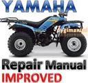 Thumbnail YAMAHA ATV 1985-1989 YFM 200 Moto-4 REPAIR MANUAL  [IMPROVED]