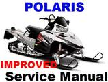 Thumbnail POLARIS 2 stroke  2007 SNOWMOBILE SERVICE MANUAL -IMPROVED-FACTORY
