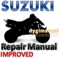 Thumbnail SUZUKI ATV  2006 LT-R 450  SERVICE REPAIR MANUAL [MPROVED]
