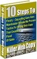 Thumbnail 10 Schritte zum Killer Web kopieren Review