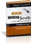 Thumbnail Article Writing Secrets Review
