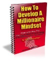 Thumbnail How To Develop A Millionaires Mindset - Master Resale Rights