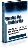 Thumbnail Winning The Affiliate War - Private Label Rights
