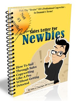 Pay for Sales Letter für Newbies Review