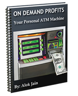 Pay for Your Personal ATM - On Demand Profits
