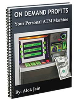 Pay for Ihre persönlichen ATM - on Demand Gewinne