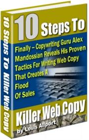 Pay for 10 Schritte zum Killer Web kopieren Review