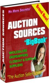 Pay for Auktions-Quellen Big Book Review