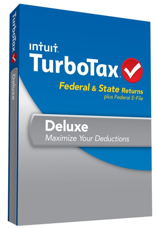 Pay for TurboTax Deluxe + Free State + 5 Free Efiles