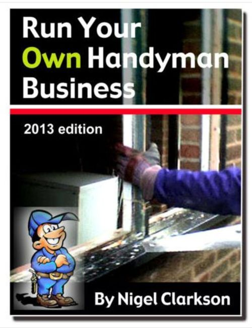 Running your own handyman business download audio books for Handyman business plan pdf