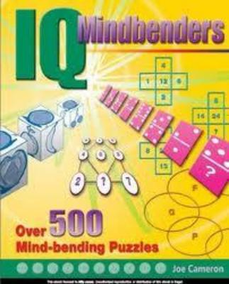 Pay for IQ Mindbenders Over 500 Mind-Bending Puzzles
