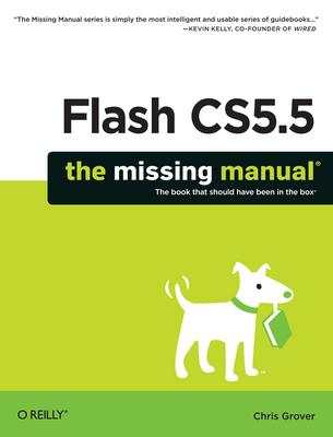 Pay for Flash CS5.5 The Missing Manual