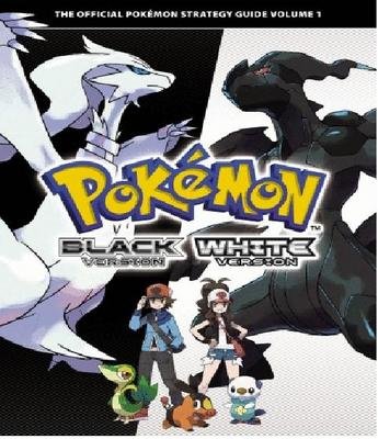 Pay for Pokemon Black and White Official guide