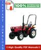 Thumbnail CASE INTERNATIONAL 235, 235H, 245, 255, 265 & 275 TRACTOR Workshop Service Repair Manual