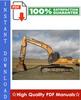 Thumbnail CASE CX290 CRAWLER EXCAVATORS Workshop Service Repair Manual