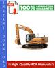 Thumbnail CASE CX210B, CX230B, CX240B CRAWLER EXCAVATOR Workshop Service Repair Manual