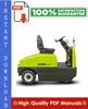 Thumbnail CLARK CTX40, CTX70 FORKLIFT Workshop Service Repair Manual